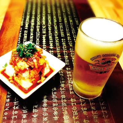 韓国家庭料理 チョンサ チョロン