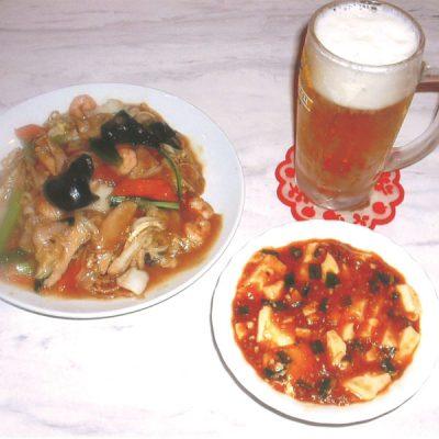 中華料理 再来